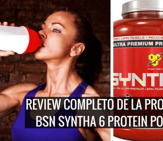 bsn-syntha-6-protein-powder