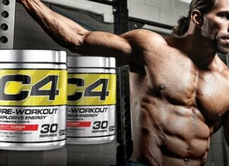 Cellucor C4 PreWorkout